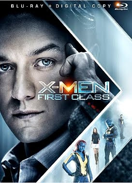 Filme Poster X-Men: Primeira Classe BRRip XviD & RMVB Legendado