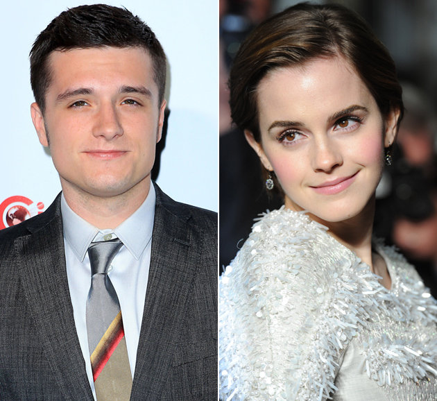 Interview josh hutcherson on celebrity crushes i love emma watson yahoo uk ireland josh hutcherson talked about romantic gestures and celebrity crushes he also revealed that harry potters emma watson is the female m4hsunfo