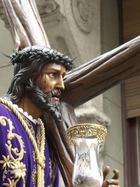 Nuestro Padre Jesús Nazareno. Cofradía del Dulce Nombre de Jesús Nazareno. León, 1611. Foto A. Márquez