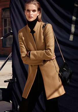 Massimo Dutti mujer lookbook abrigo