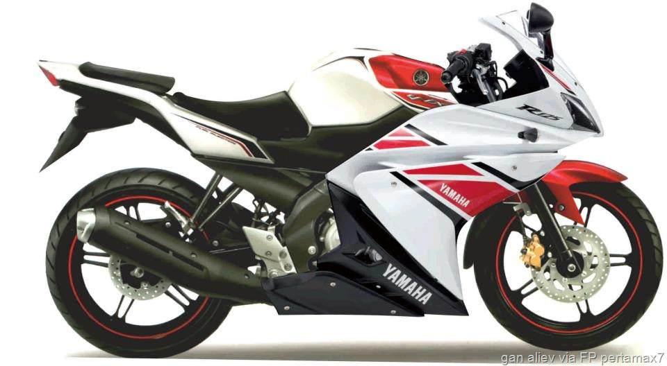 Modifikasi Keren Yamaha New Vixion