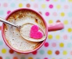 Message d'amour le matin