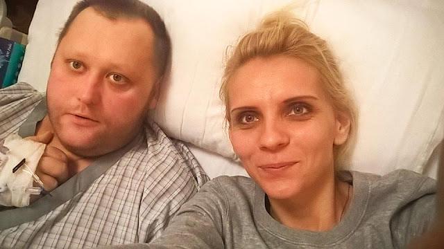 Андрей и Олеся Дольниковы.