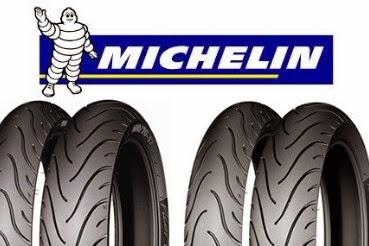 List Harga Ban Motor Michelin 2014