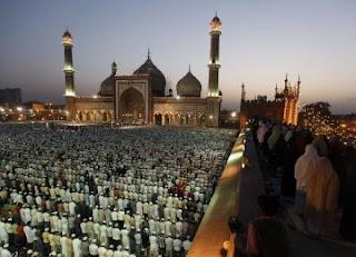 New Delhi Pusat Perkembangan Islam di India