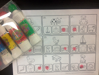 http://www.teacherspayteachers.com/Product/Rhyming-Phonemic-Awareness-Task-Cards-Worksheets-for-Centers-1013372