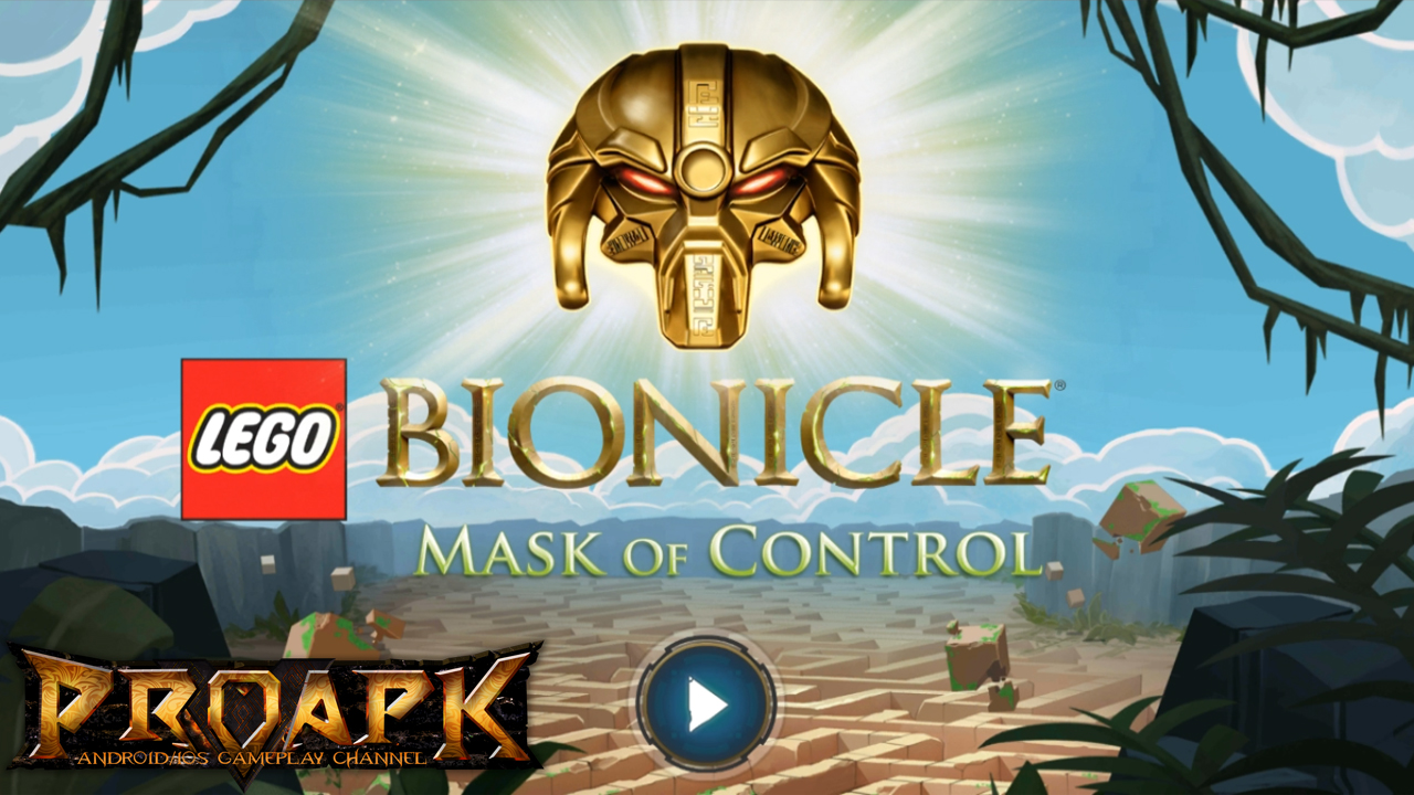 LEGO® BIONICLE® 2 - MASK OF CONTROL