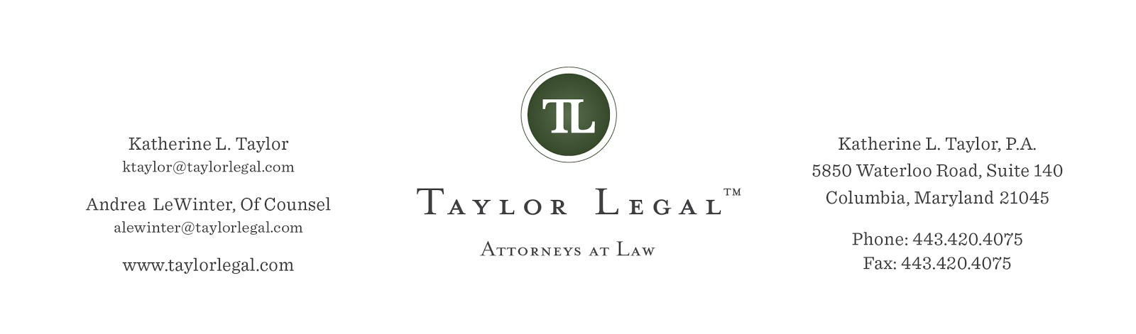 Taylor Legal™