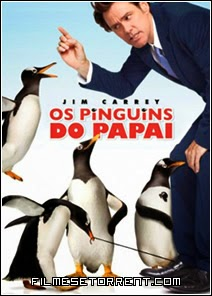 Os Pinguins do Papai Torrent Dual Áudio