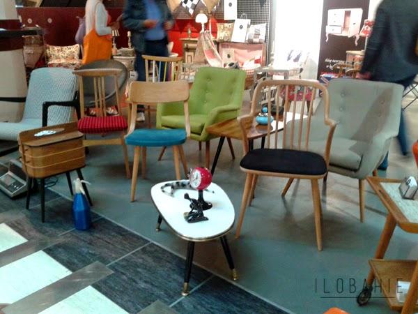 stoły i krzesła z odzysku
