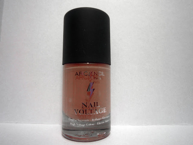 vernis nail voltage 37 dolce nude my little box