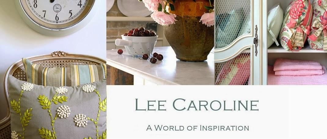 Lee Caroline - A World of Inspiration
