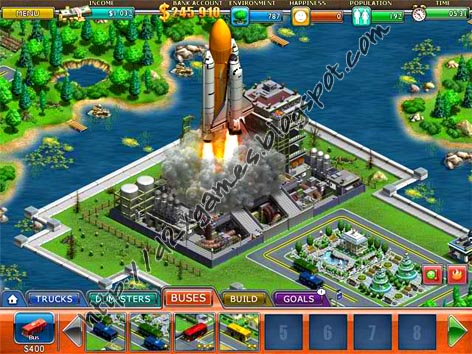 Free Download Games - Virtual City