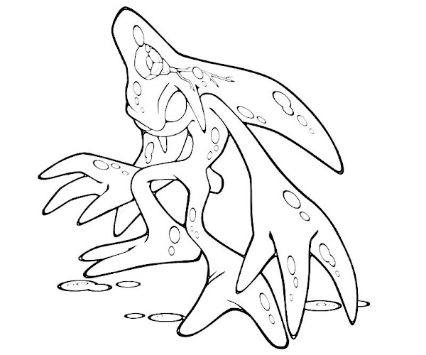 chaos emerald coloring pages - photo#10