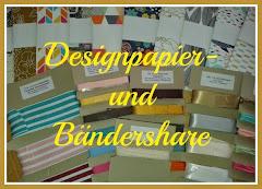 Designpapier- und Bändershare
