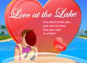 juegos de besos online en el lago
