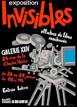 Collectif : Invisibles