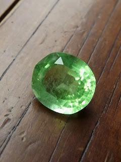 green obsidian