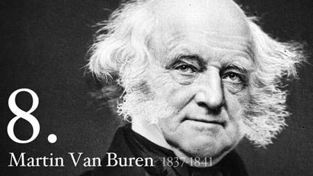 MARTIN VAN BUREN 1837-1841