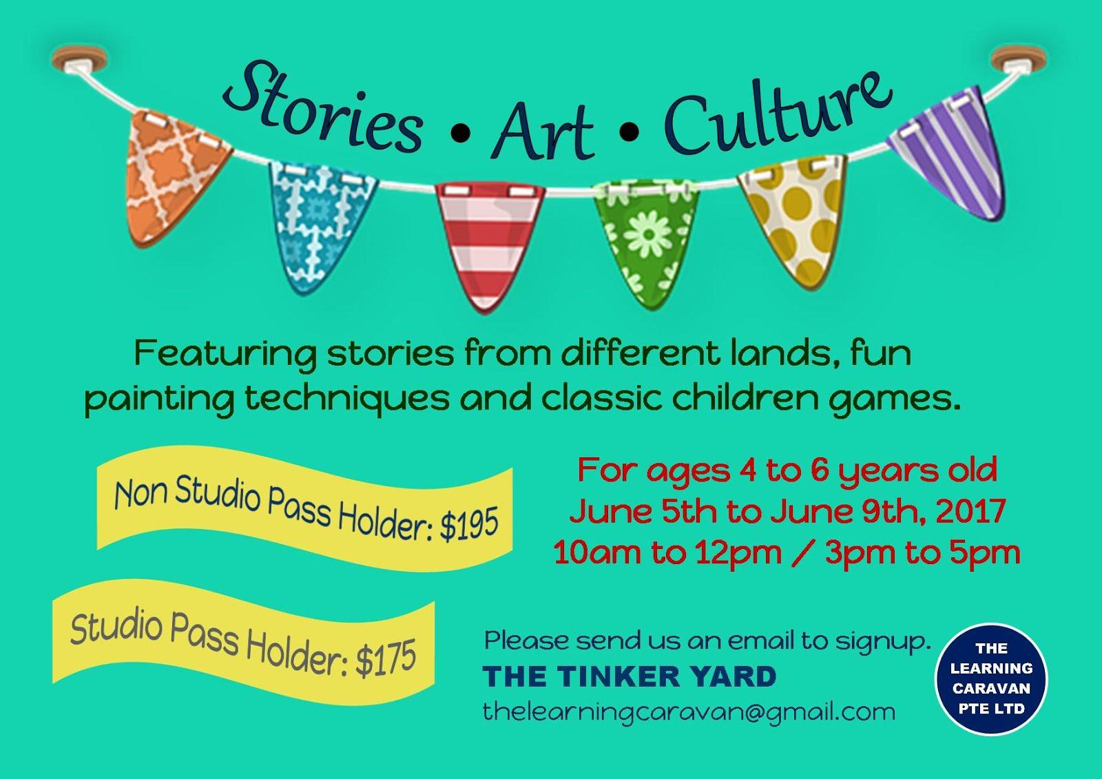 STORIES | ART | CULTURE