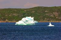 Icebergs near Brighton, NL