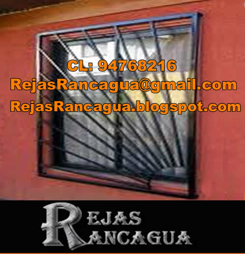 REJAS RANCAGUA: PROTECCIONES