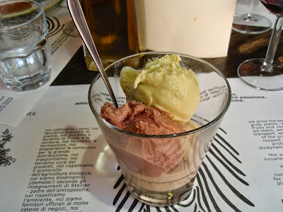 Vegan Ice Cream at Amico Bio