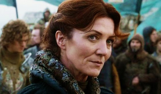 Michelle Fairley audiobook