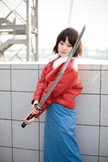 Kara no Kyoukai Shiki Ryougi Cosplay by Kanata