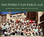San Pedro y San Pablo 2018