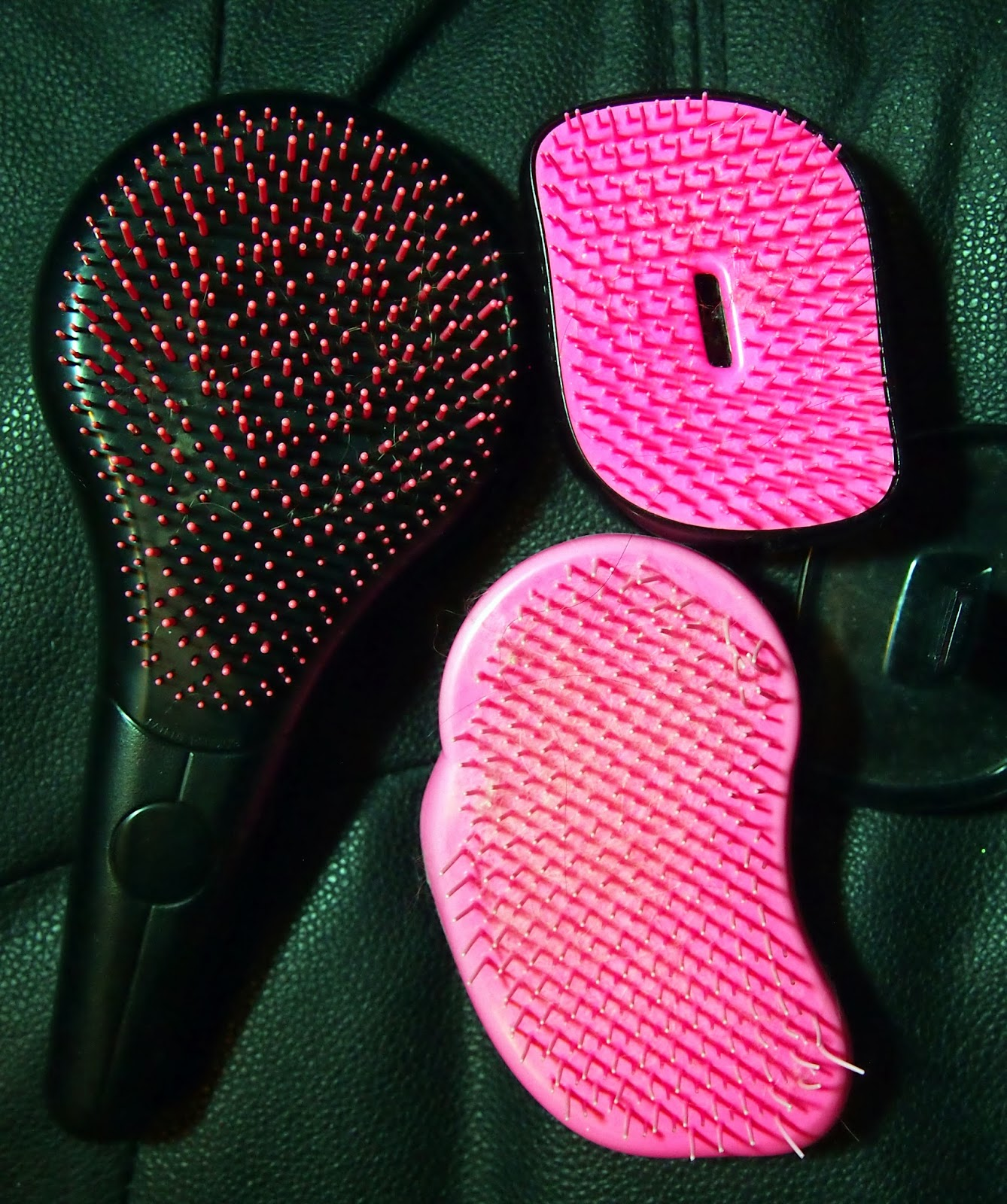 Shrinking Wallet The Battle Of The Hair Brushes Michel