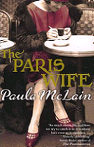 The Paris Wife by Paula McLain book cover