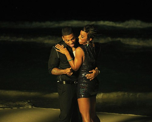 Lights, Camera.....FLASHDANCE!: Nelly And Kelly Rowland's ...