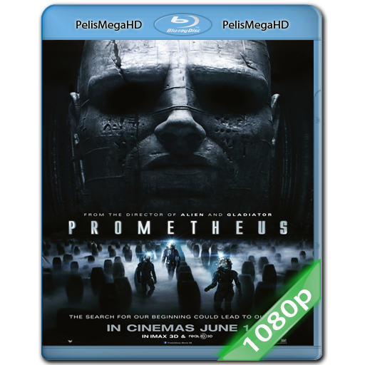 Prometheus (2012) 1080P HD MKV ESPAÑOL LATINO