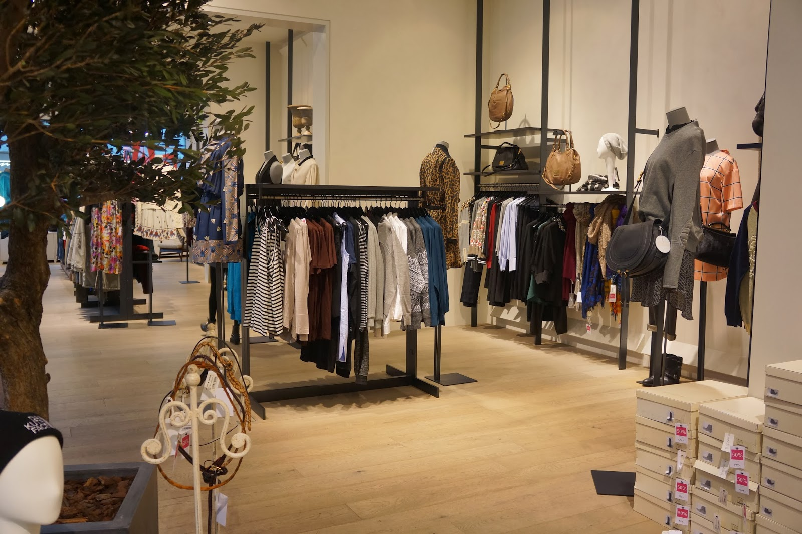 Womens Clothing Shop