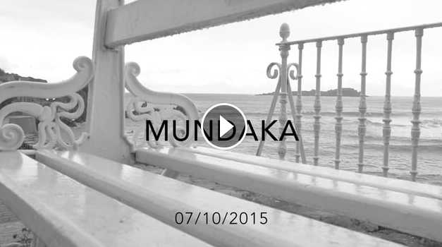 Surf in Mundaka 07 10 2015