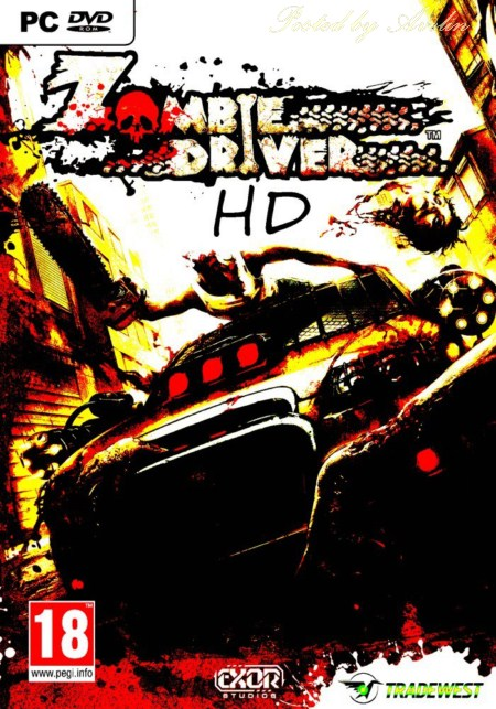 Baixar Zombie Driver HD Torrent PC
