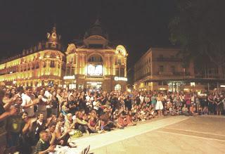 Faire la fête à Montpellier