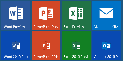 CLICK AQUI  Microsoft Office 2016 Pro RTM PT-BR office icons