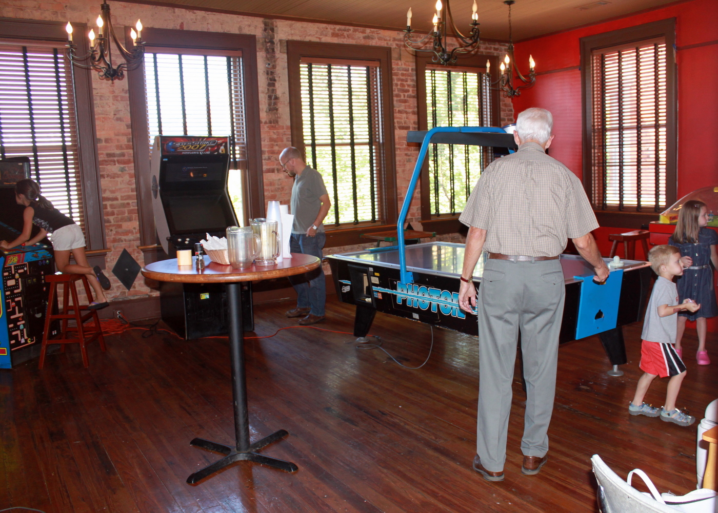 After Enjoying Some Lunch, And Watching The Game, We Made Our Way Over To  Heritage Day At The William Harris Homestead! The Weather Was Perfect And  The ...
