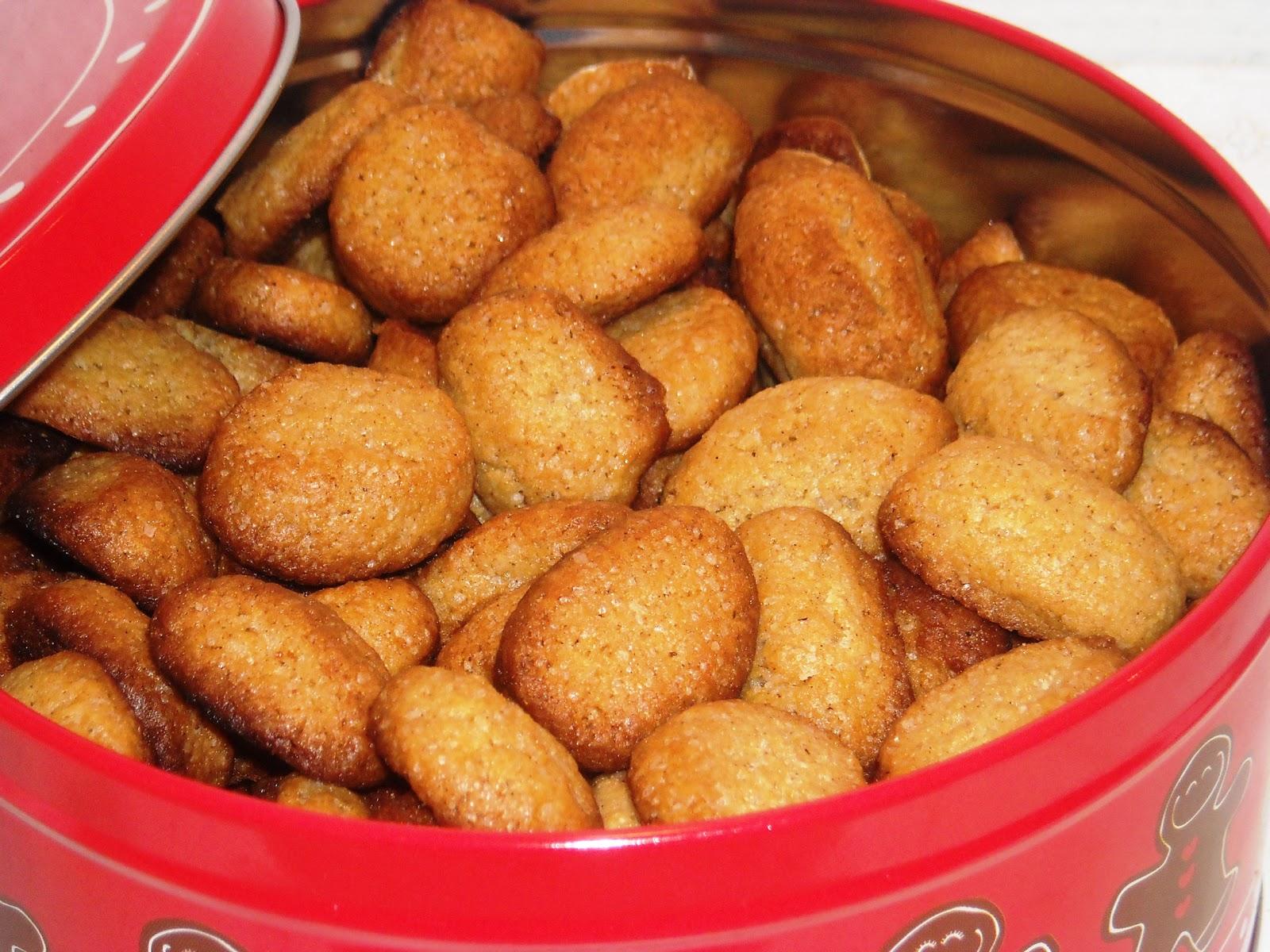 pebernødder opskrift børn