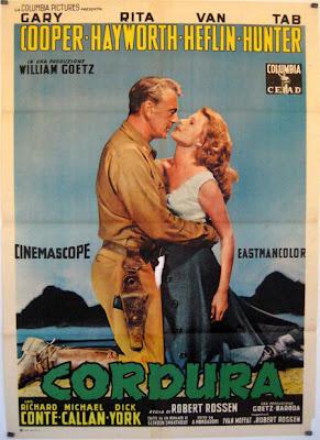 Llegaron a Cordura (1959)