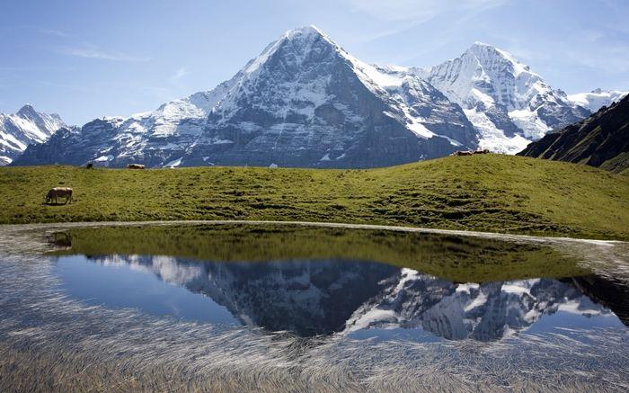 Eiger-Alpes