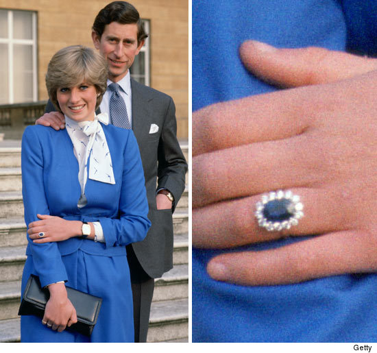 pictures of princess diana wedding ring. Good for you Lady Diana!
