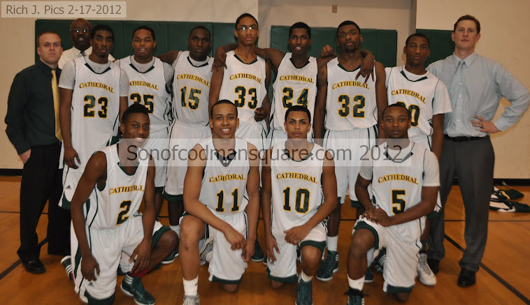2011-12 Cathedral Panthers!