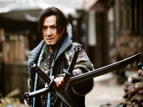 Di sebalik tabir pembikinan filem Dragon Blade