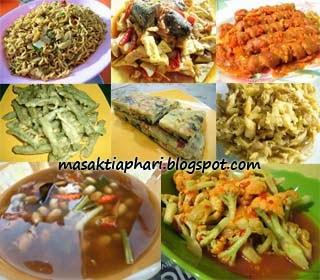 Resep masakan sahur dan buka puasa