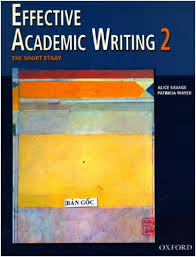 effective academic writing 2 the short essay