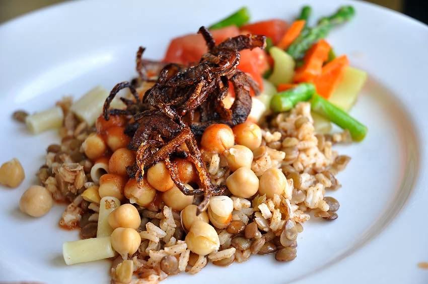La Gastronomía de Egipto