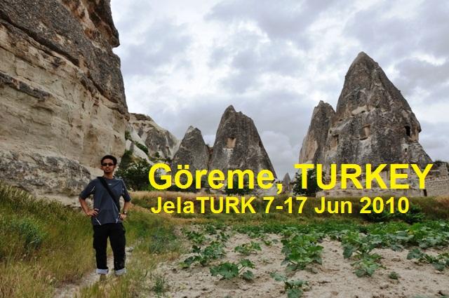 Goreme, TURKI